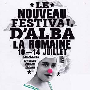 Festival d'Alba la Romaine